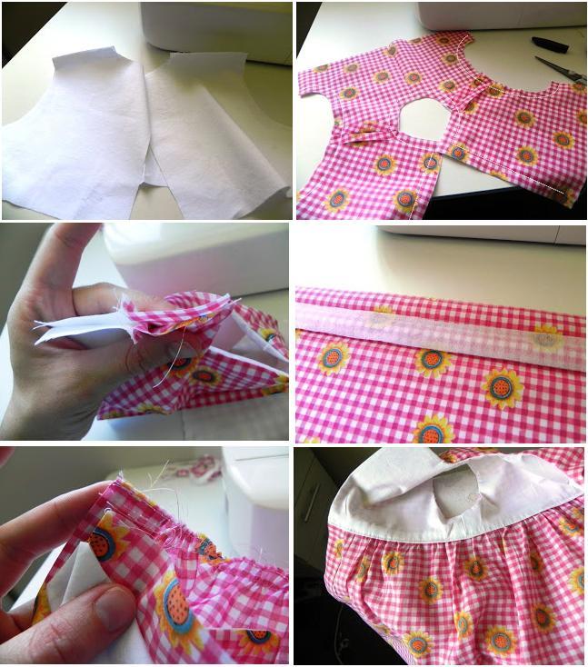 confeccion vestido bebes