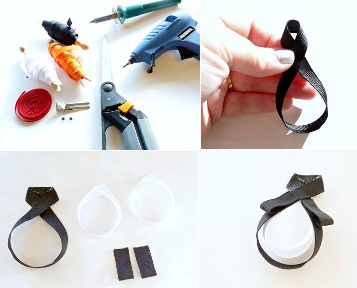 manualidades con cintas 1