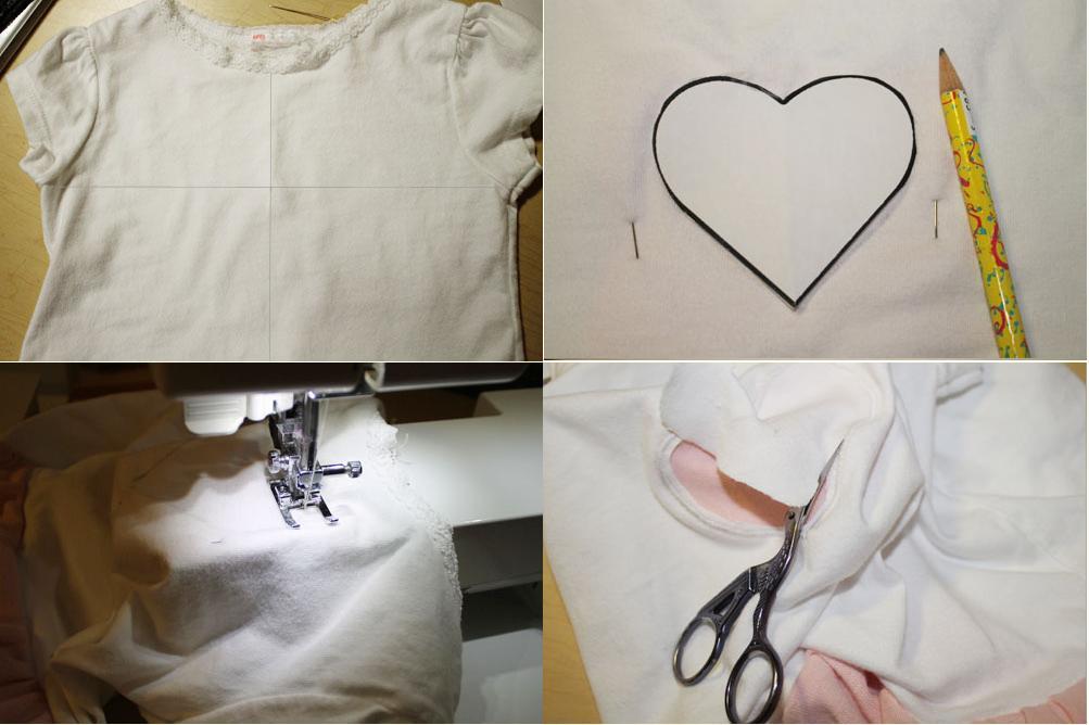vestido camiseta bebe 2