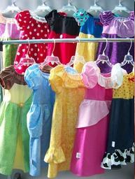 disfraces nenas