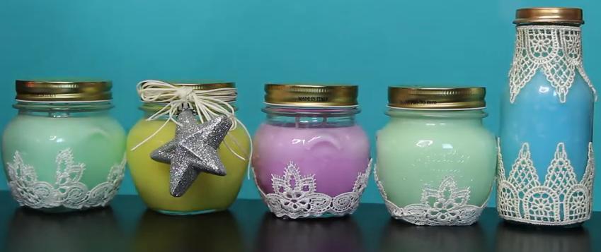 decoracion velas