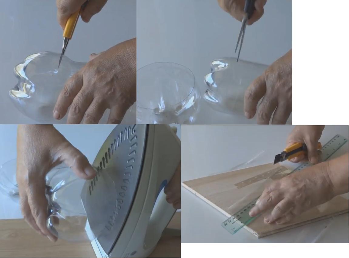 Manualidades Con Reciclaje De Botellas Tetera Juego De Te