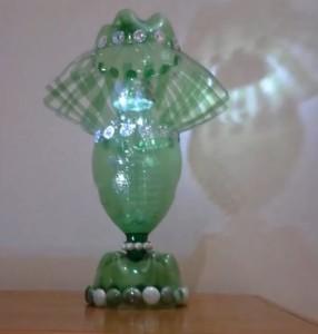 lampara- botella