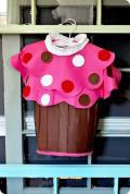 Disfraz Cupcakes para Halloween sin coser !