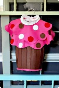 disfraz cupcakes halloween