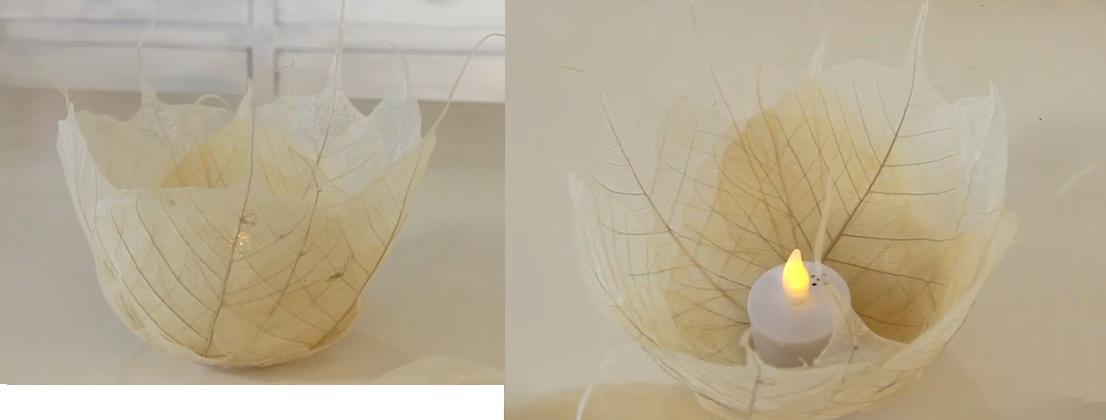 manualidades-con-hojas