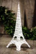 Cómo hacer la Torre Eiffel en cartón para decorar