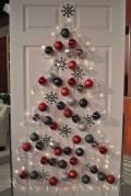 Decoración Navidad para puertas
