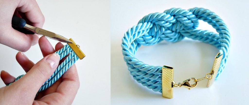pulseras cordon 5
