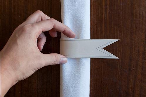 porta servilleta Navidad 2