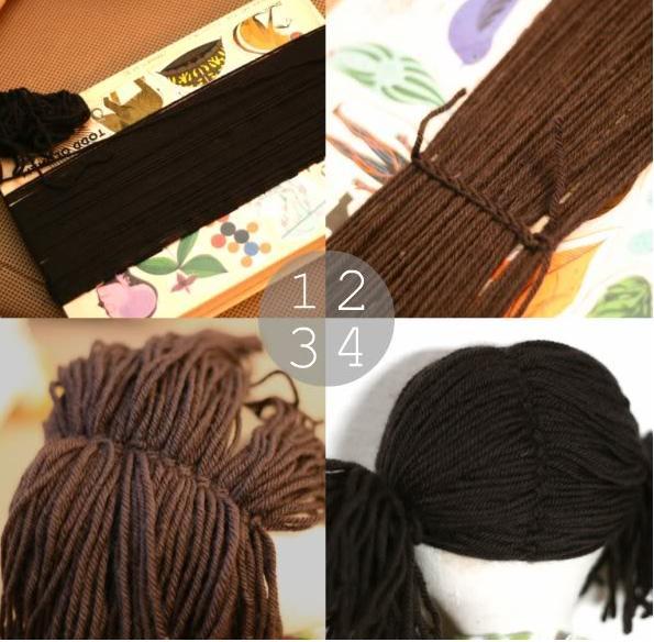 manualidades-para-munecas-cabello
