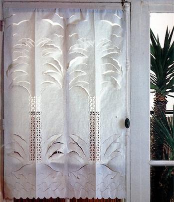 Manualidades para casa cortinas de papel paso a paso - Como coser cortinas paso a paso ...