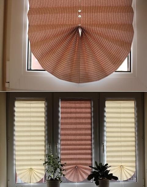 Manualidades para casa cortinas de papel paso a paso - Cortinas de casa ...