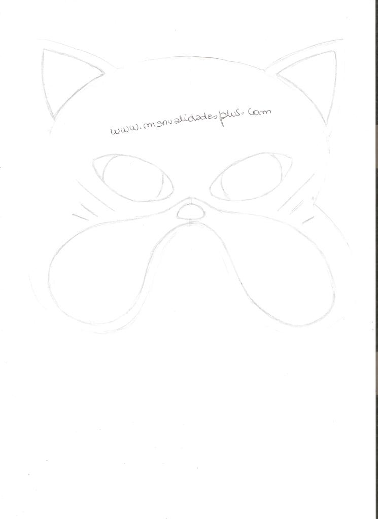 mascara-gato