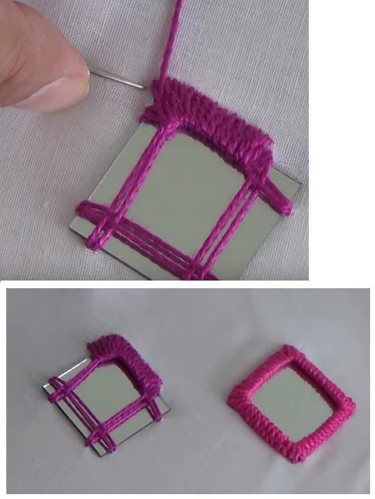 manualidades bordar