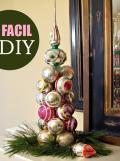 Como Hacer Arbolito Navidad Facil