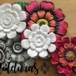 molduras florales