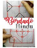 Bordado Hindu para Almohadones Paso a Paso