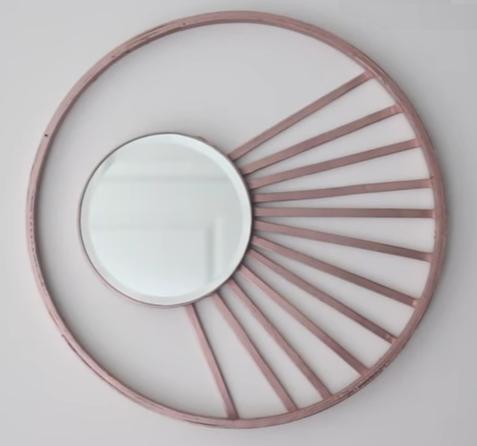 Espejo estrella de belen para decorar navidad for Espejo redondo pequeno