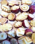 Sellos con Papas Patatas para Ropa