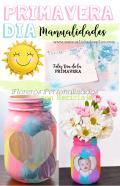 Manualidades Dia de la Primavera