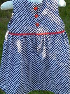 patrones vestido bebes 2