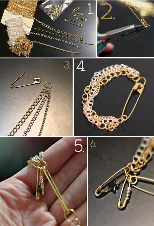 pulsera con cadenas 1