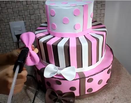 pastel cumpleaños foami 9