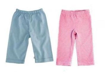 pantalones bebes patrones