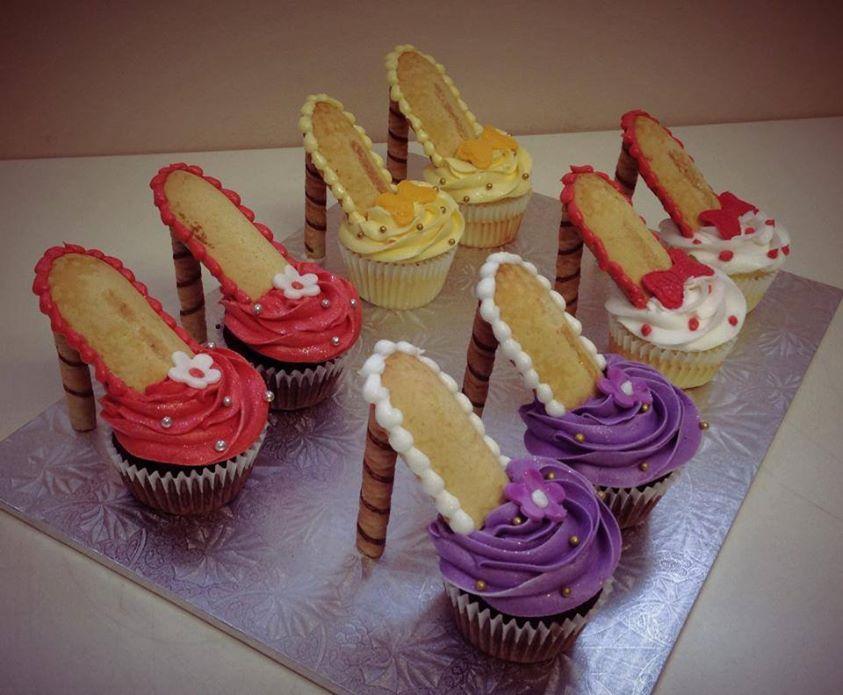 Zapatos-cupcakes