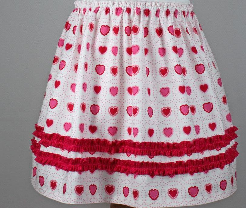 vestido nena navidad 2