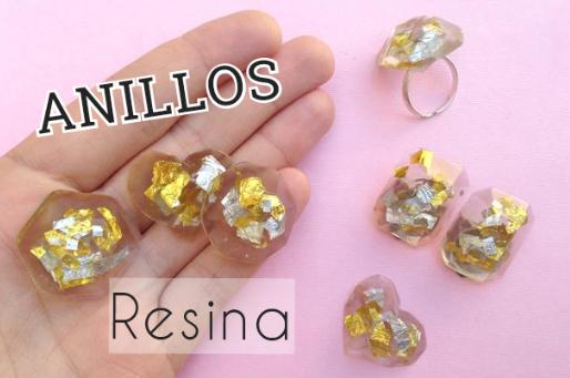 anillos resina 4