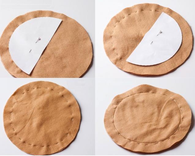 pizza-fieltro-paño lenci-juguetes -tela 1