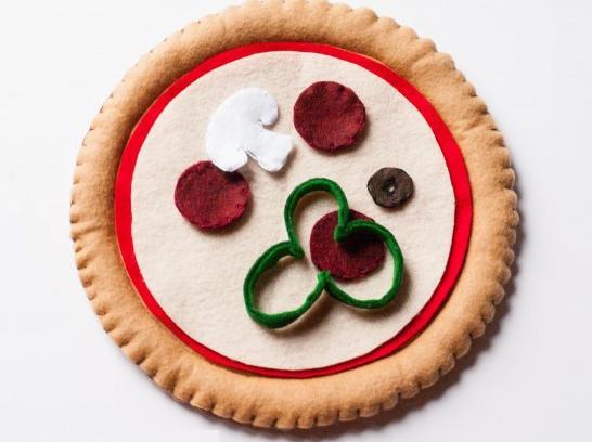 pizza-fieltro-paño lenci-juguetes -tela 5