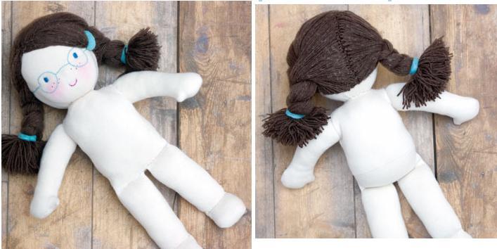 manualidades-para-munecas-cabello 1