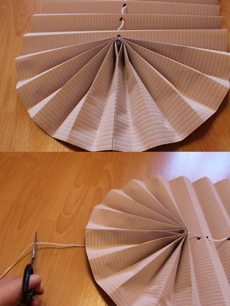 cortina papel 4 http www manualidadesplus com