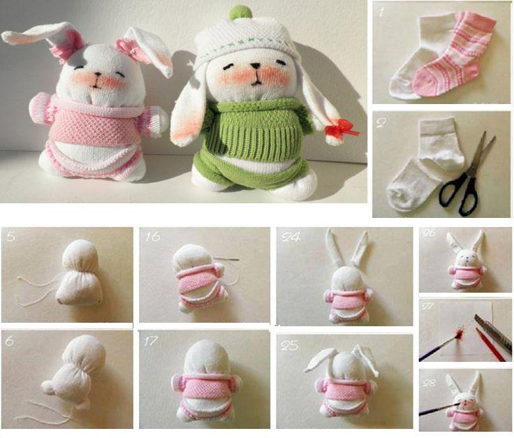 manualidades-calcetines-medias-http-www-manualidadesplus-com