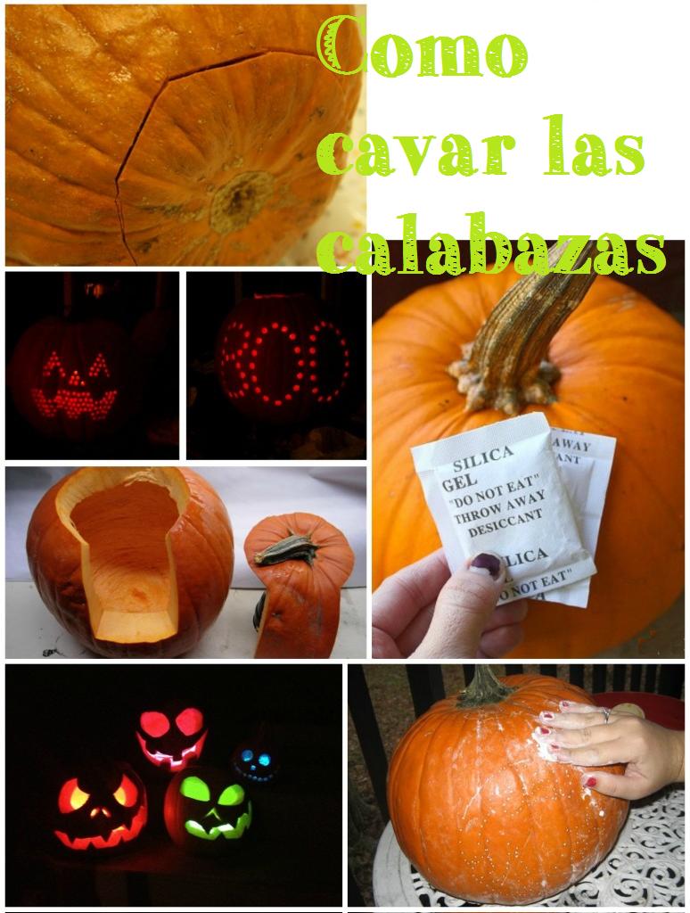 halloween calabazas manualidades