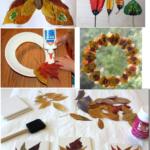 manualidades otoño niños