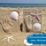manualidades arena