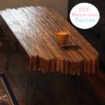 reciclaje de madera