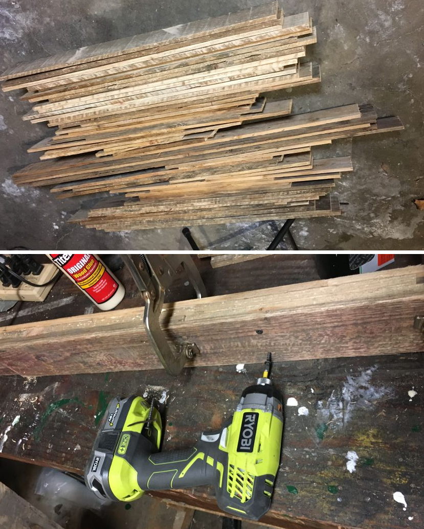 reciclaje madera