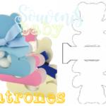 patrones dulceros bebes