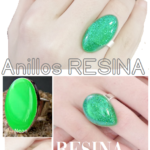 anillos resina tutorial