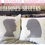 almohadones siluetas
