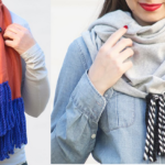 bufandas sin coser